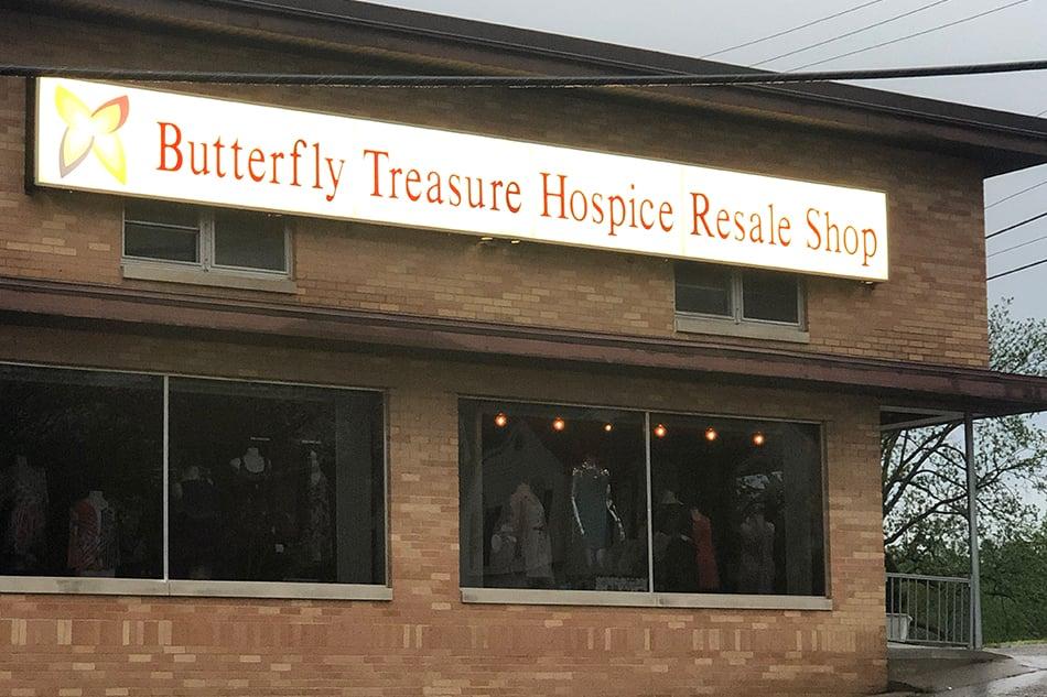 Butterfly Treasure Hospice Resale Shop